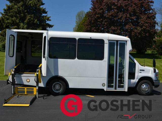 Bus For Sale Wisconsin: 2011 Ford E 350 -